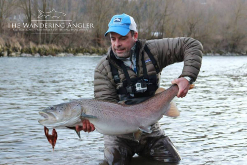 The Wandering Angler - Hucho fishing015