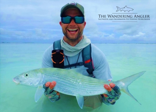The Wandering Angler - Kiritimati Island - Fishing 045