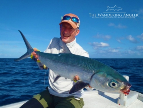 The Wandering Angler - Kiritimati Island - Fishing 046