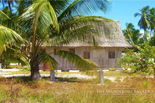 The Wandering Angler - Kiritimati Island - Island  Lodge 037