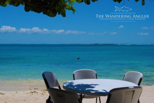 The Wandering Angler - Kiritimati Island - Island  Lodge 038