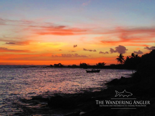The Wandering Angler - Kiritimati Island - Island  Lodge 039