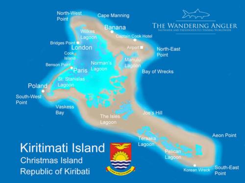 The Wandering Angler - Kiritimati Island - Island  Lodge 040