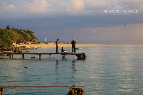 The Wandering Angler - Main Island  Lodge 0025