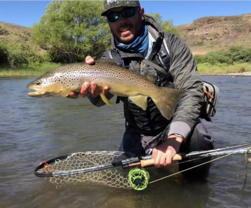 The Wandering Angler - Patagonia del Norte001